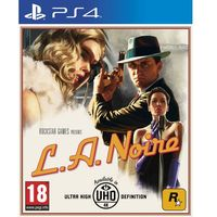 Gry na PS4, L.A. Noire (PS4)