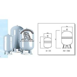 Naczynie wzbiorcze DS 8 CE - 8 litrów rabat 10%