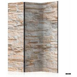 SELSEY Parawan 3-częściowy - Kamienne wyrafinowanie