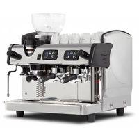 Ekspresy gastronomiczne, Ekspres ciśnieniowy do kawy 2 kolbowy z wbudowanym młynkiem RESTO QUALITY Z2GR PLUS