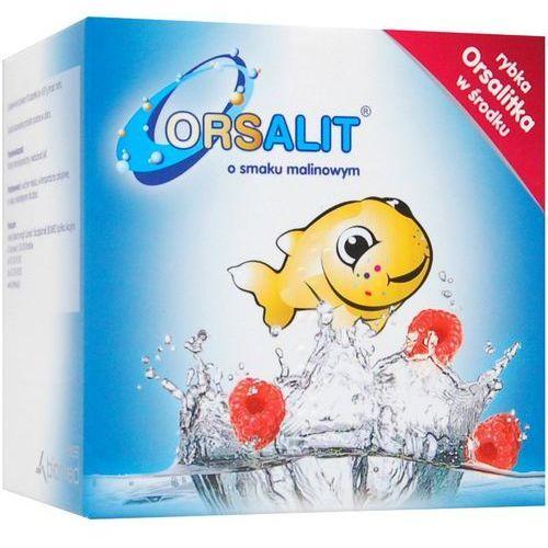 Leki na biegunkę, Orsalit proszek smak malinowy