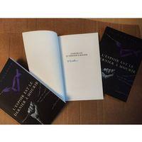 Pozostałe książki, L'espoir est le dernier à mourir (książka z autografem)