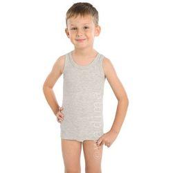 Podkoszulek chłopięcy 122-140 ramiączko Daniel Wadima