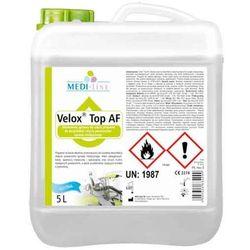 Płyn do dezynfekcji sprzętu medycznego Velox Top AF 5 litrów neutralny