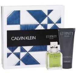 Calvin Klein Eternity For Men zestaw Edp 50 ml + Żel pod prysznic 100 ml dla mężczyzn