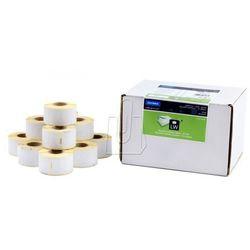 Etykiety do drukarek etykiet DYMO S0722360, 89 x 28 mm, Etykieta adresowa, biały