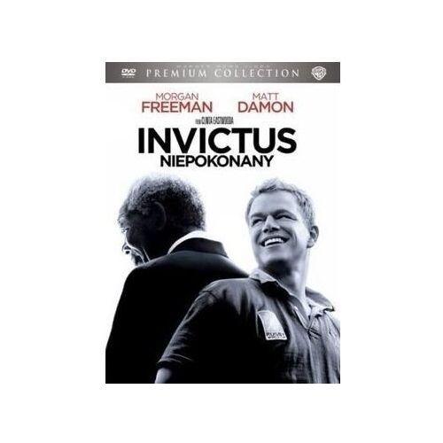 Filmy biograficzne, INVICTUS - NIEPOKONANY PREMIUM COLLECTION GALAPAGOS Films 7321910262795