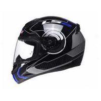 Kaski motocyklowe, KASK LS2 FF352 ROOKIE ATMOS BLACK BLUE