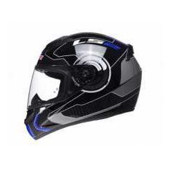 KASK LS2 FF352 ROOKIE ATMOS BLACK BLUE