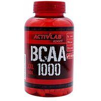 Aminokwasy, Aminokwasy ActivLab BCAA 1000 XXL Tabs - 120 caps