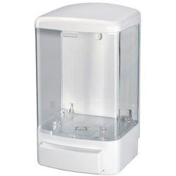 Dozownik do mydła w płynie 1 litr Bisk plastik przezroczysty