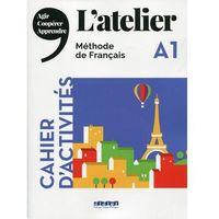 Książki do nauki języka, Atelier A1 Ćwiczenia + CD (opr. miękka)