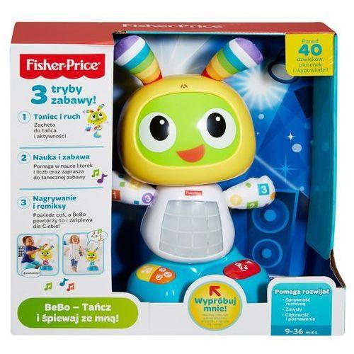 Pozostałe zabawki, Fisher Price Bebo - Tańcz i śpiewaj ze mną! *