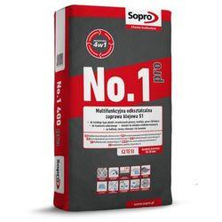 Zaprawa klejowa Sopro No1 Pro S1 22,5 kg