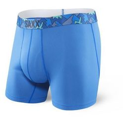 Bokserki męskie QUEST BOXER BRIEF FLY Pure Blue - Niebieski