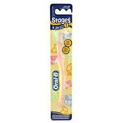 Szczoteczka do zębów dla dzieci 4 -24 miesiące Oral-B Stages Baby Soft