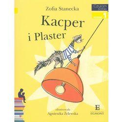 Czytam sobie. Poziom 1. Kacper i Plaster + zakładka do książki GRATIS (opr. broszurowa)