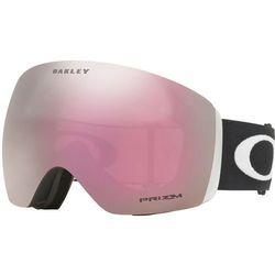 Oakley Flight Deck Gogle Mężczyźni, matte black/w prizm hi pink iridium 2020 Gogle narciarskie