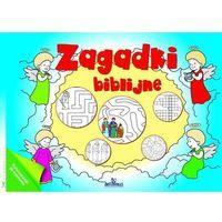 Książki dla dzieci, Zagadki biblijne (opr. miękka)