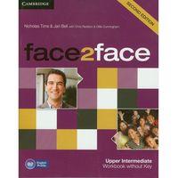 Językoznawstwo, Face2face 2ed Upper-Intermediate Workbook (opr. miękka)