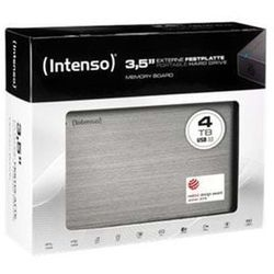 Dysk zewnętrzny Intenso Memory Board 4TB (6033512) Darmowy odbiór w 21 miastach!