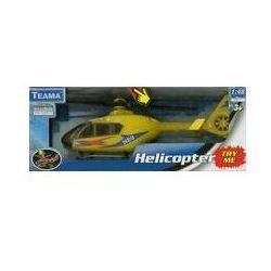 Helikopter z dźwiękiem żółty 1:48. Darmowy odbiór w niemal 100 księgarniach!