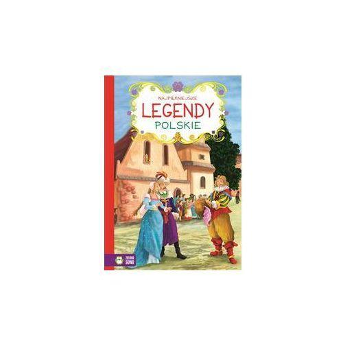 Książki dla dzieci, Najpiękniejsze legendy polskie