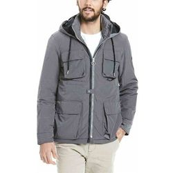 BENCH - Utility Jacket Dark Grey (GY048)