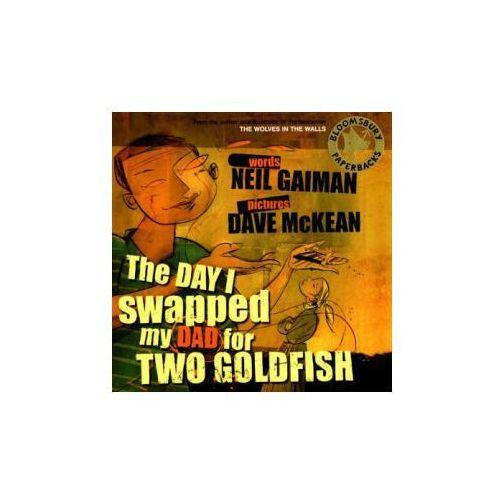 Książki do nauki języka, Day I Swapped My Dad for Two Goldfish with CD (opr. miękka)