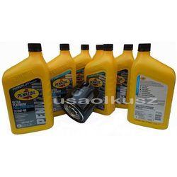 Olej Pennzoil 0W40 oraz oryginalny filtr MOPAR Dodge Charger SRT 6,4 V8