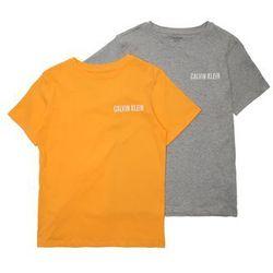Calvin Klein Underwear Podkoszulka złoty żółty / nakrapiany szary