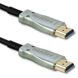 Qoltec Kabel HDMI v2.0 A męski | HDMI A męski | AOC | 30m
