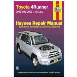 Toyota 4Runner 2003 - 2009