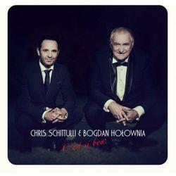 Chris Schittulli&Bogdan Hołownia - C'est si bon (płyta z autografem)