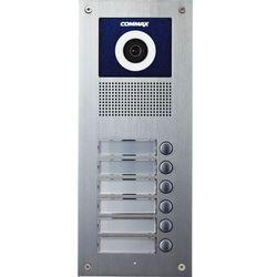 Kamera 6-abonentowa z regulacją optyki i czytnikiem RFID Commax DRC-6UC/RFID