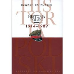 Historia Polski 1914-1989 (opr. miękka)