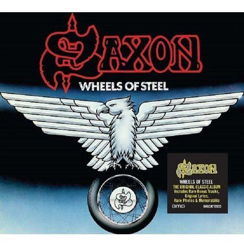 Pozostała muzyka rozrywkowa, WHEELS OF STEEL - Saxon (Płyta CD)