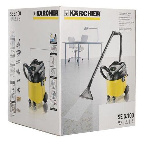Odkurzacze przemysłowe, Karcher SE 5.100
