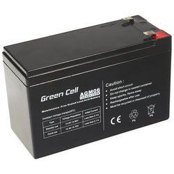 Akumulator AGM 12V 9Ah Green Cell