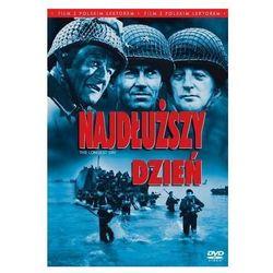 Najdłuższy dzień (film z polskim lektorem) (DVD) - Ken Annakin, Andrew Marton