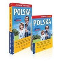 Przewodniki turystyczne, Polska. Najlepsze Dla Dzieci. Przewodnik + Atlas + Mapa (opr. miękka)