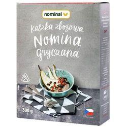 Kaszka instant zbożowa gryczana 300g Nominal
