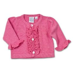 TUUFS Girls Newborn Bolerko KENNA pink