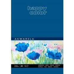 Blok akwarelowy ART A5/10K 250g Happy Color