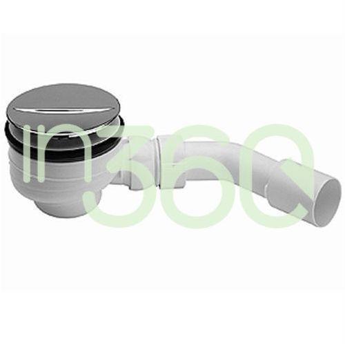 Duravit D-Code Syfon, średnica odpływu 52 mm 790228000001000