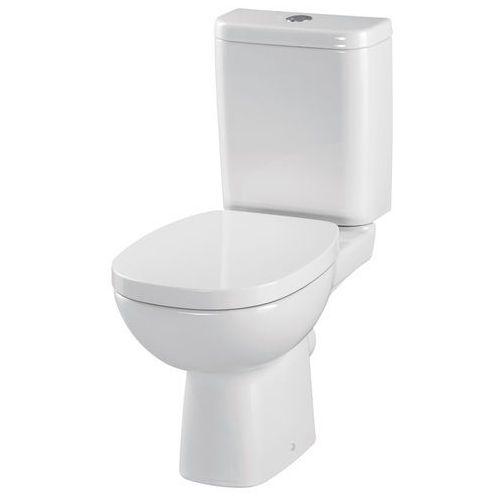 CERSANIT FACILE Kompakt WC, doprowadzenie z dołu, deska twarda K30-009, K30-009