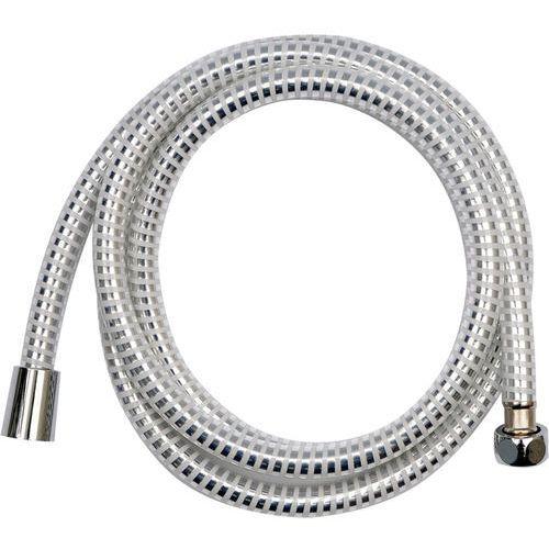 Wąż prysznicowy pvc silver/white 200cm / 75599 / - zyskaj rabat 30 zł marki Fala