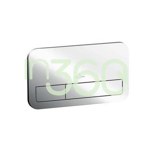 viconnect przycisk uruchamiający do wc chrom 92249061 marki Villeroy & boch