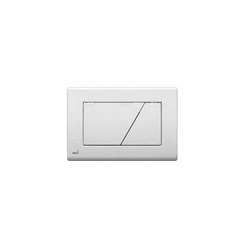 m170 przycisk, biały marki Alcaplast