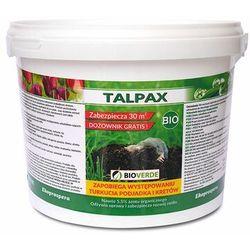 Garden lab Środek na turkucie, krety, nornice, ziemiórki, nicienie talpax 1,2kg
